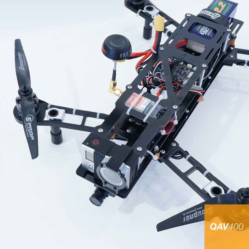 QAV400 FPV Quadcopter