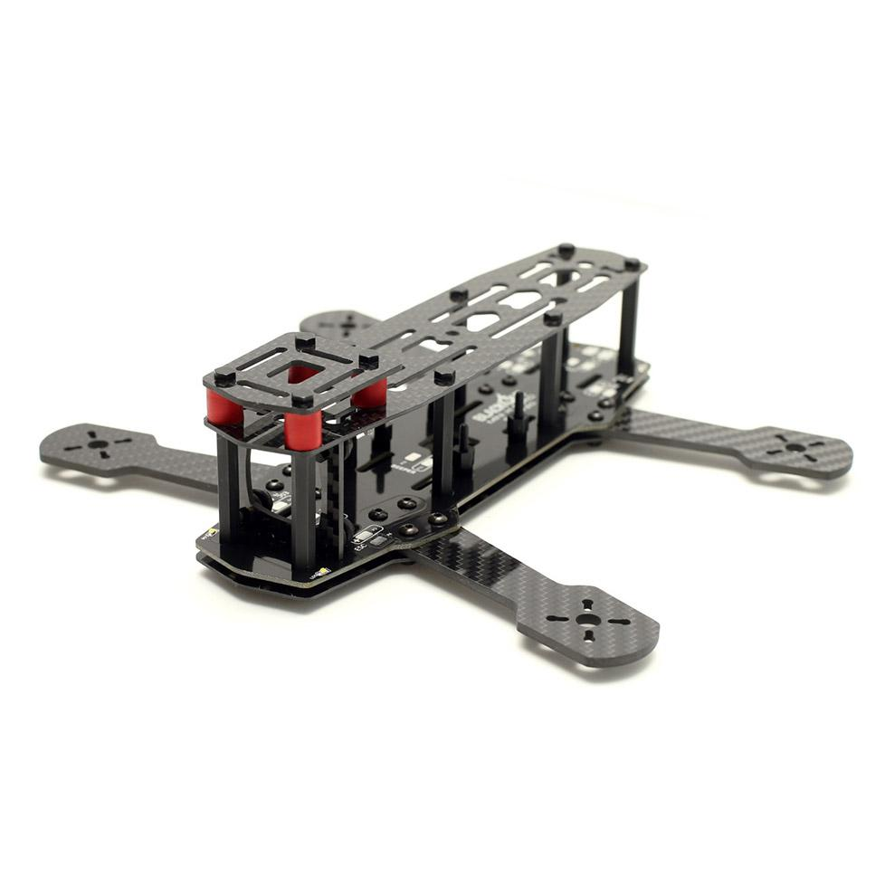 Blackout Mini H Quad Frame