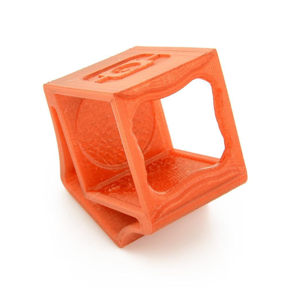 foxeer box 4k case orange. Black Bedroom Furniture Sets. Home Design Ideas