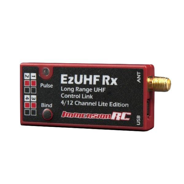 EZUHF 4 Channel Lite Receiver