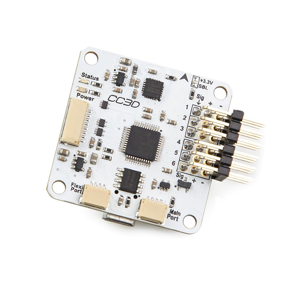 OpenPilot CC3D Flight Controller (Right Angle Pins)