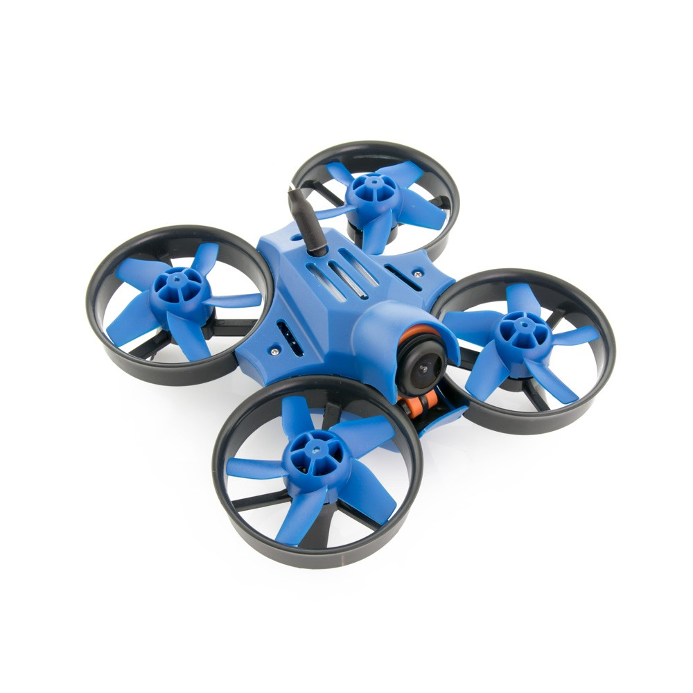 OverSky Warlark-85 Pro Brushless FPV Quadcopter, FrSky - Blue