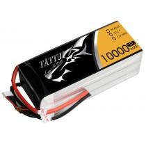TATTU 10000mAh 6s 25c Lipo Battery