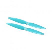Gemfan Flash 7042 Durable 2 Blade (Blue) - Set of 4