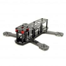 Blackout Mini H Quad Frame