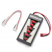 Deans T-Plug Parallel Balance Charging Board (XH 2-6s)