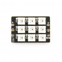 DIATONE SW303 2812 Full Switchable Color Flash Bang 9 LED Board