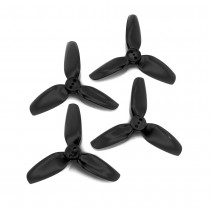 HQProp DP 2.5x3.5x3 Propeller (Set of 4 - Black)