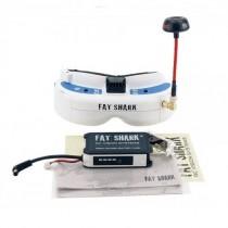 Fat Shark Dominator V3 FPV Goggles (Combo Kit)
