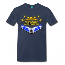 """CSFPV """"Not the Drones You're Looking For"""" T-Shirt"""