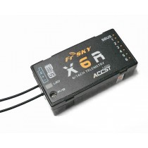 FrSky X6R 16ch Receiver, SBUS, Smart Port