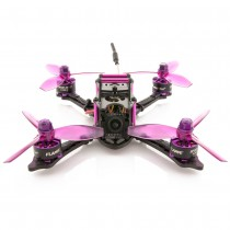 HGLRC XJB 145mm PNP Mini Quadcopter (Purple)