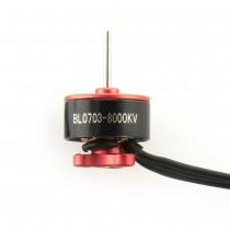HLY BL0703 8000KV Brushless Motor