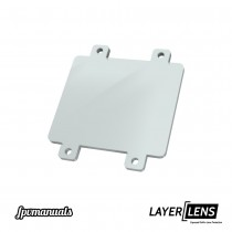 LayerLens for GoPro 3 & 4 Replacement Lens (1pcs)