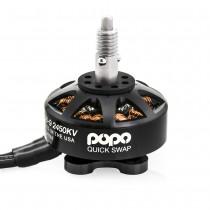 Lumenier POPO® Quick Swap MX2206-9 2450KV Motor