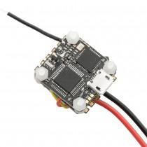 Lumenier tinyFISH Power Stack F3 16x16mm Flight Controller + 4A 4-in-1 ESC + FrSky Rx