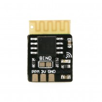 MicroFrX Receiver (8 Ch PPM Receiver for FrSky ACCST)
