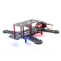 XHover MXP230 Elite V2 Carbon Fiber Mini FPV Quadcopter