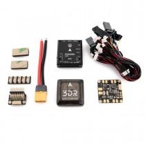 3DR Pixhawk Mini with GPS, Power Module + Holybro Telemetry Radio, OSD Combo