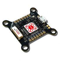 BrainFPV RADIX Flight Controller (Custom Graphical OSD, Baro, Stackable)