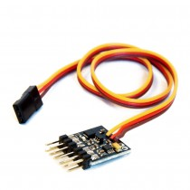 3 CH RC Video Switch