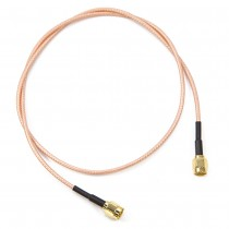60cm SMA Male to SMA Male RG316 Cable