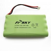 FrSky 2000mAh 9.6v NiMH Battery for Taranis X9E