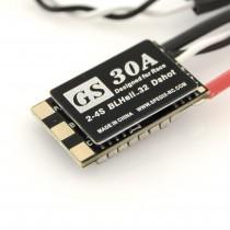 Spedix GS30 30A 2-4s BLHeli_32 Dshot ESC