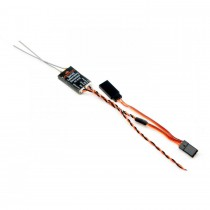 Spektrum Quad Race Serial Receiver w/ Telemetry (SPM4649T)