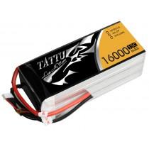 TATTU 16000mAh 6s 15c Lipo Battery