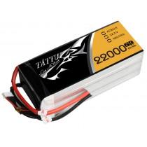 TATTU 22000mAh 6s 25c Lipo Battery (AS150)