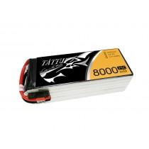 TATTU 8000mAh 6s 25c Lipo Battery