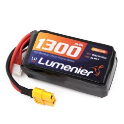 Lumenier 1300mAh 4s 35c Lipo Battery (XT60)