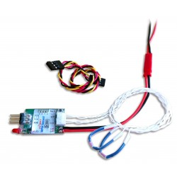 Smart Port RPM Sensor with 2 Temperature Sensors