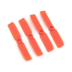 Gemfan 3.5x4.5 Glass Fiber Propeller (Set of 4 - Orange)