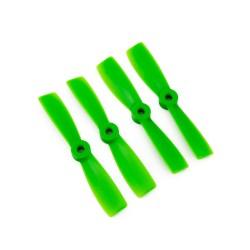 Gemfan 4x4.5 Bullnose Glass Fiber Propeller (Set of 4 - Green)