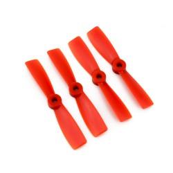 Gemfan 4x4.5 Bullnose Glass Fiber Propeller (Set of 4 - Orange)