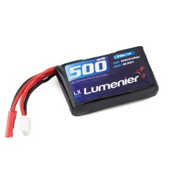 Lumenier 500mAh 2s 50c Lipo Battery