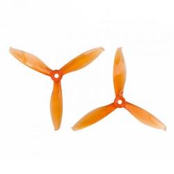 Gemfan Flash 5149 Propeller (Set of 4 - Clear Orange)