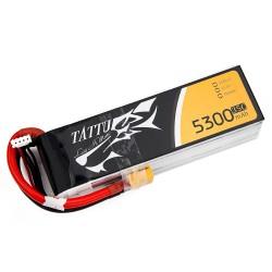 TATTU 5300mAh 3s 35c Lipo Battery