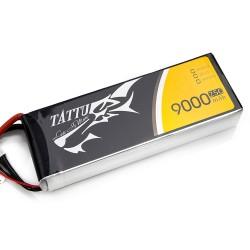 TATTU 9000mAh 6s 25c Lipo Battery