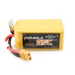 AceHE Formula Series 1300MaH 95C 6S Lipo Battery