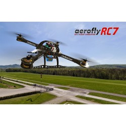 Aerofly RC7 R/C Flight Simulator Professional (PC DVD)
