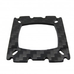 Blackout Camera Plate for Mini H Quad and Mini Spider Hex