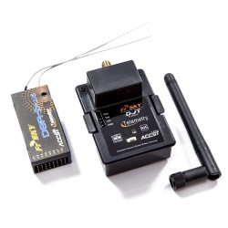 FrSky DJ 2.4Ghz Combo Pack for JR w/ Module & RX