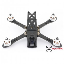 "ImpulseRC Alien 5"" Frame Kit - Mr Steele Edition + Kiss PDB w/ OSD"
