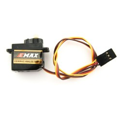 EMAX ES08MA II 12g Mini Metal Gear Analog Servo for RC Model