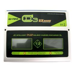 EV-Peak CD3 2*200w Duo Charger