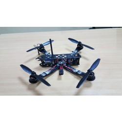 "Gremlin Carbon Fiber Quadcopter Frame ""5"