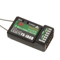 FlySky FS-iA6B Receiver 6CH 2.4G AFHDS 2A Telemetry Receiver
